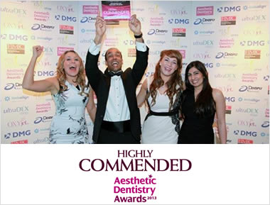 Highly Commended Dentistry Awards